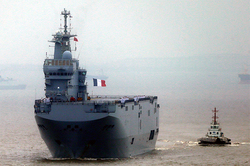 "The French have acknowledged the error of ""Mistral"""