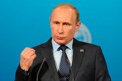 Putin agree to destroy the sanctions products