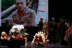 Moscow says goodbye to Lev Durov