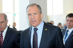 Lavrov sorry for lying West