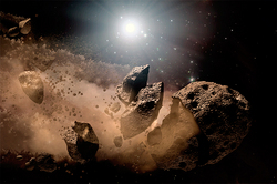 NASA will be looking for gold on asteroids