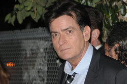 Charlie sheen hid his bisexuality