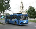 The Ministry of transport: the movement of trolleybuses in Simferopol will be stopped for a while