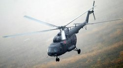 On the Yamal Peninsula was wrecked helicopter Mi-8