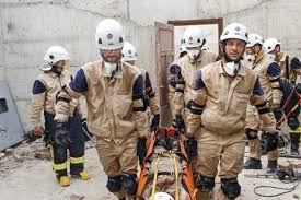 Russia has warned about preparing provocations with the White helmets in Syria