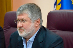 Poroshenko dismissed Kolomoisky