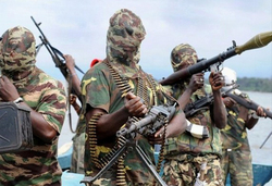 In Nigeria, troops attacked a group of Boko Haram