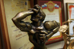 "Bronze ""Orpheus"" found their owners in Ufa"