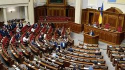 Rada adopted a law about the exclusivity of the Ukrainian language