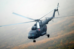 In the crash of Mi-8 killed 12 people
