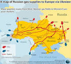 Ukrtransgaz: Ukraine provides only the transit of gas from Russia