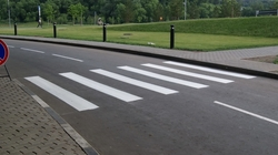 Scientists have created a new special paint for road marking