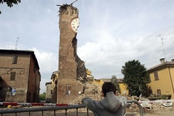 Hospitals in Italy are 365 affected by the earthquake