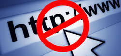 Russia will block websites undesirable organizations.