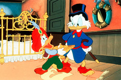 "Disney will revive the cartoon ""Duck tales"""