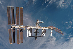 "Truck ""Progress"" will raise the orbit of the ISS"