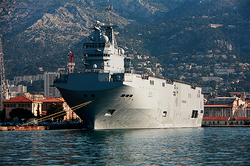 "Russia has ceased to wait for the ""Mistral"""