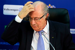 In FIFA corruption scandal erupted