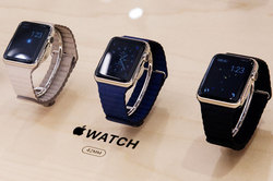 Sell the Apple Watch in Russia caused a scandal