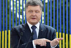 Poroshenko wanted to strengthen international pressure on the Russian Federation