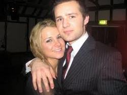 how long have harry judd and izzy johnston been dating