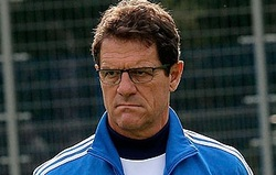 Capello attacked the referee after the match