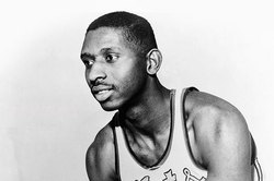 Died the first Afro-American NBA basketball player