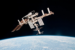 Saved the ISS from space debris