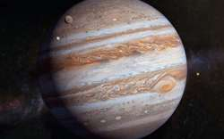 Scientists have new evidence of the planet Jupiter