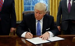 Trump will sign a decree on the abolition of the environmental plan Obama