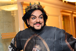 Mother of Kirkorov lives with them  Mother of Kirko...