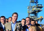 "Serbian Prime Minister said his words about the gas and ""reversal"" to America"