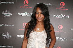 Relatives weep over her daughter Whitney Houston