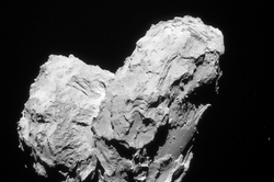 On the comet Churyumov-Gerasimenko discovered oxygen