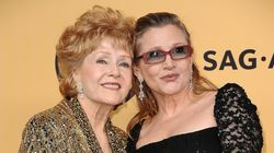 Debbie Reynolds died the day after the death of her daughter, actress Carrie Fisher