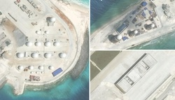 China strengthens military superiority in the South China sea