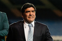 Maduro invited Maradona to become the head of FIFA