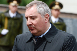 Rogozin made the interesting proposal to Putin