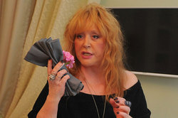 Alla Pugacheva appeared without makeup