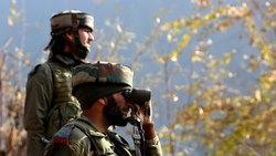 Militants attacked an Indian military camp in Kashmir