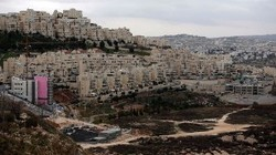 Israel announced new plans to build settlements