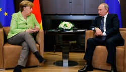 Merkel called on Putin to protect gay rights