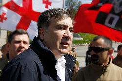 Saakashvili has rejected the post of Vice Prime Minister of Ukraine