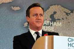 Cameron wants to launch air strikes against terrorists of the Islamic state