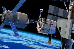 Russia will test the space laser on the ISS