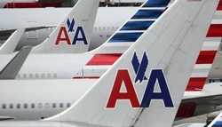 The pilot of the airliner with American Airlines died in flight