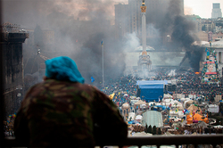 Kiev has been criticized for the investigation of the Maidan