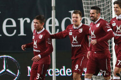 """Ruby"" scared ""Spartak"" in the Europa League"