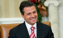 Trump will meet with Mexican President peц?a Nieto