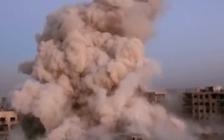 "Russia hit ISIS missiles ""Caliber"" (video)"